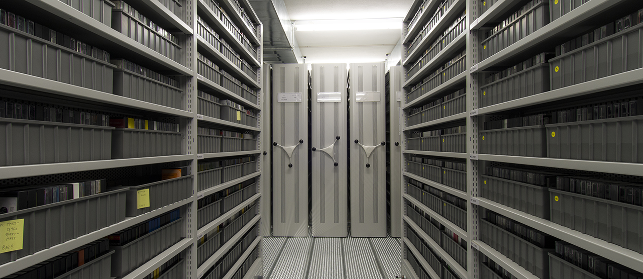 Swiss national sound archives