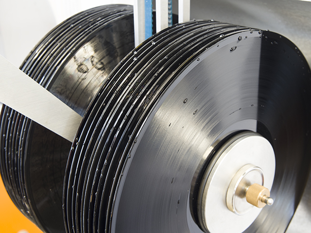 Record cleaning system