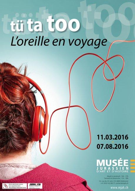 tü-ta-too. L'oreille en voyage. Phonothèque Nationale Suisse.